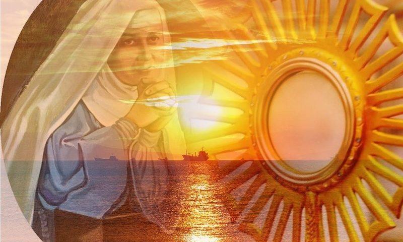 Fundadora de las Misioneras del Santisimo Sacramento y María Inmaculada